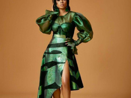 How Toke Makinwa Went From Media Personality To Building Multiple Businesses That Are Empowering And Inspiring Women Every Day