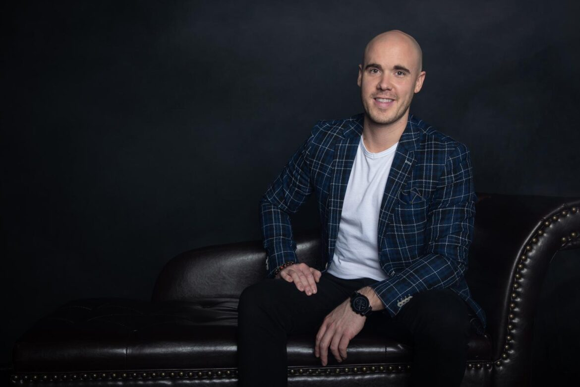 Meet Michael Fraser: The Former Anxious Entrepreneur Who Is Changing The Wellness Industry From The Inside Out