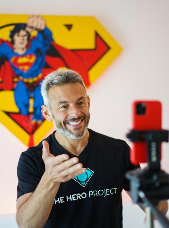 Adam Jablin Wants To Unlock The Potential In You Through His Mentoring Classes And Philosophy Known As The Hero Project