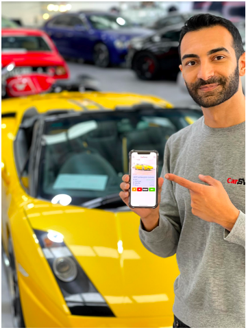 How Cyrus And CarSwap Built The #1 Global App For Trading Cars