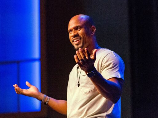 Jeremy Anderson Was a Complicated Child But When His Teachers Believed in Him He Changed: Now He Works To Inspire Hundreds of Students With His Story and Businesses