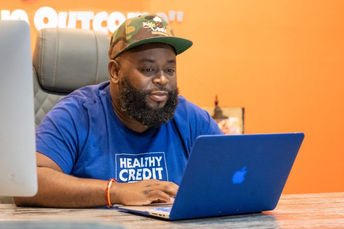 The Credit Chef Is Bringing The Taste Of Financial Wellness To His Customers Through Credit Repair and Financial Education