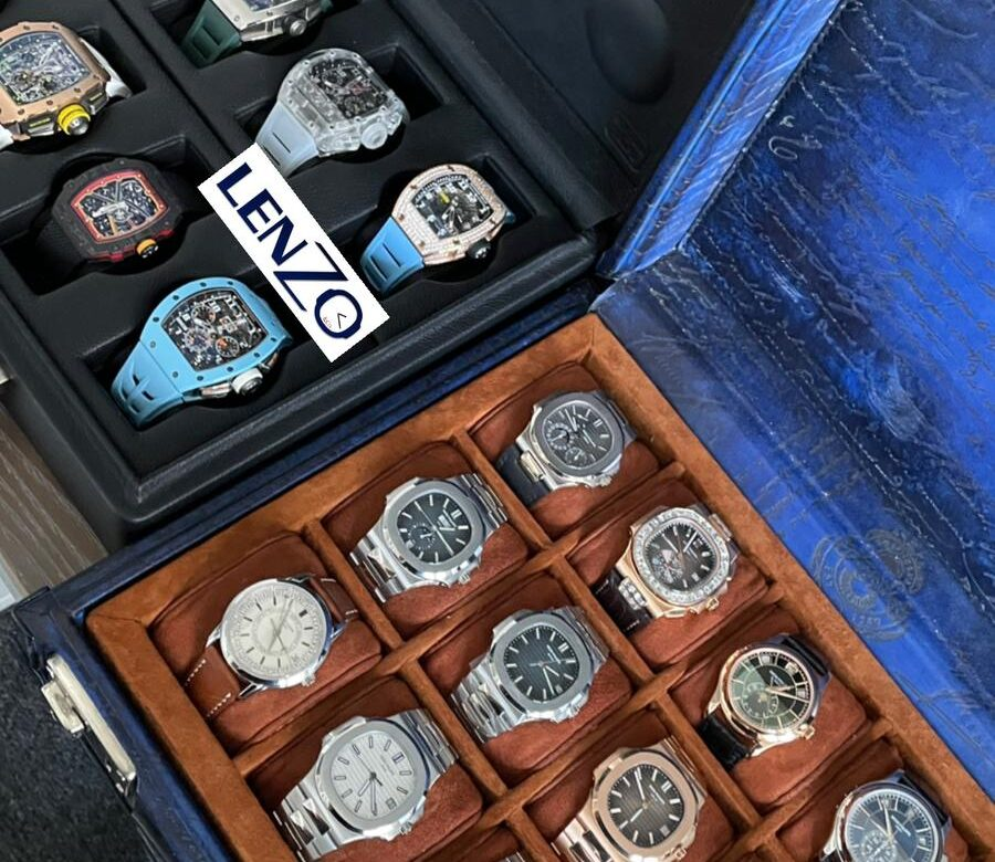LenZo & Co. Combined the Love of Watches with a Community Feel to Create a New Kind of Watch Buying, Selling, and Trading Company.
